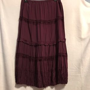 White Stag Gypsy Skirt